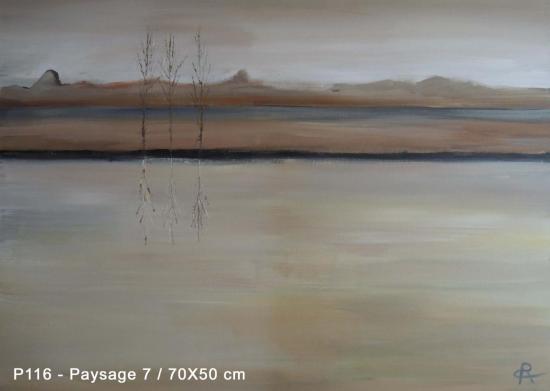 P116 Paysage 7 70X50